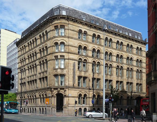 101 Portland Street, Manchester
