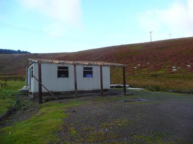 Fishing Club hut