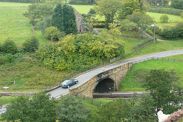 Bridge on Cow Wath Bank
