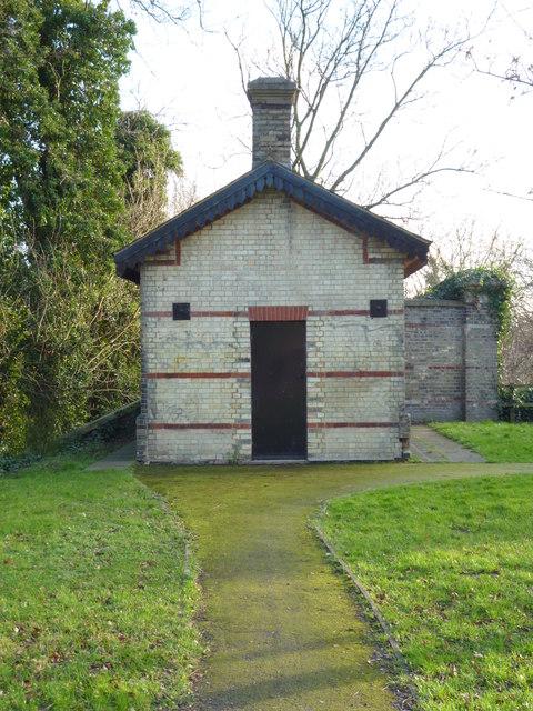 Station Cottage, Bedford Road N22