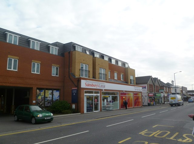 Winton, Sainsbury's Local