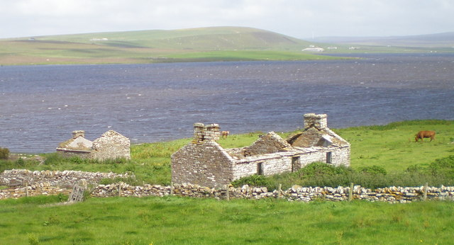 Nether Stanger, Loch of Boardhouse, Orkney