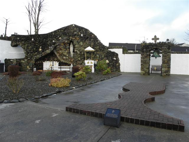 Site of St John's Church, Strabane