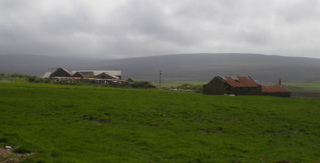 Skelday farm, Orkney
