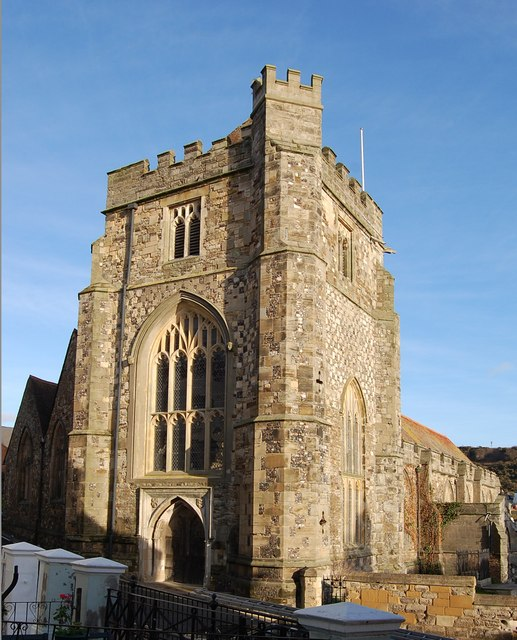 St Clements Church, Hastings