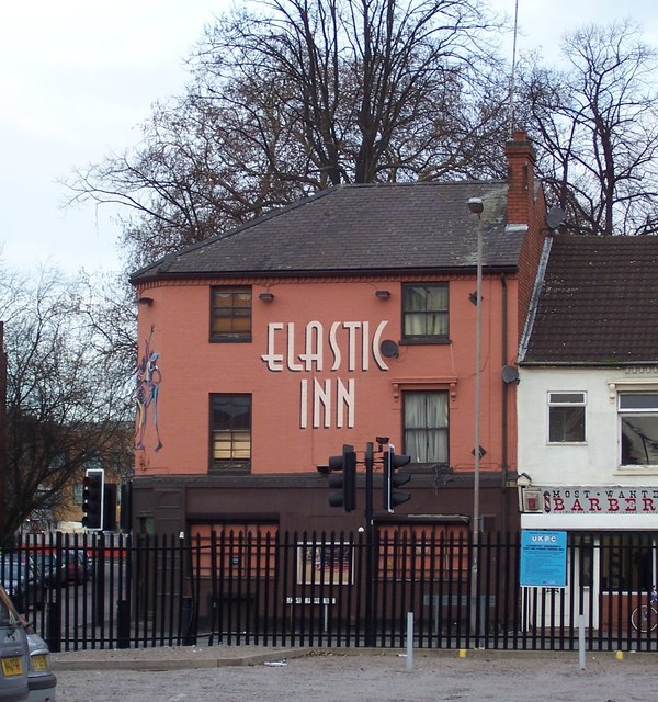 The Elastic Inn