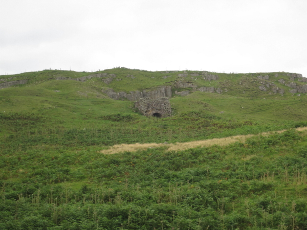Lime Kiln near Clint Quarry