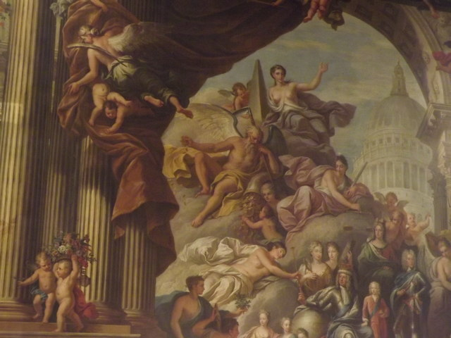 Painted Hall Baroque
