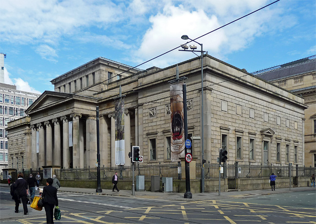 City Art Gallery, Mosley Street, Manchester