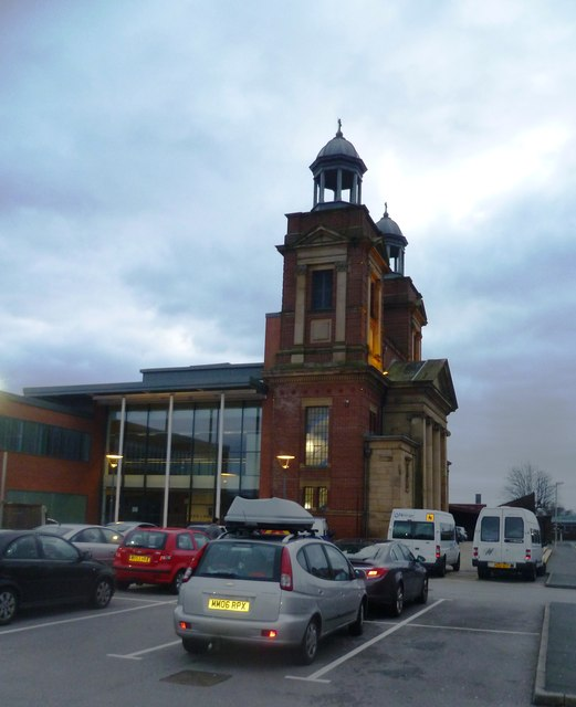 St Augustine Building - Cardinal Newman College