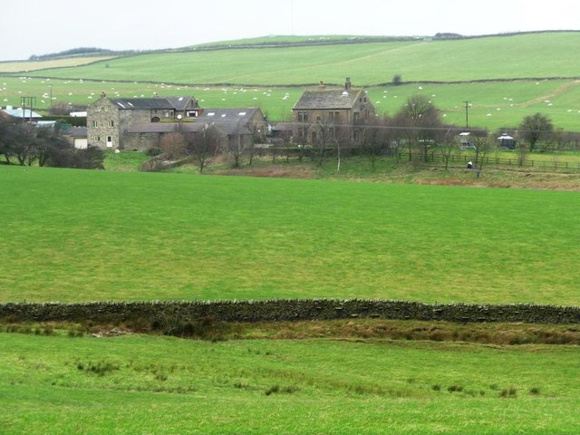 Broadstone Lodge from Horn Lane