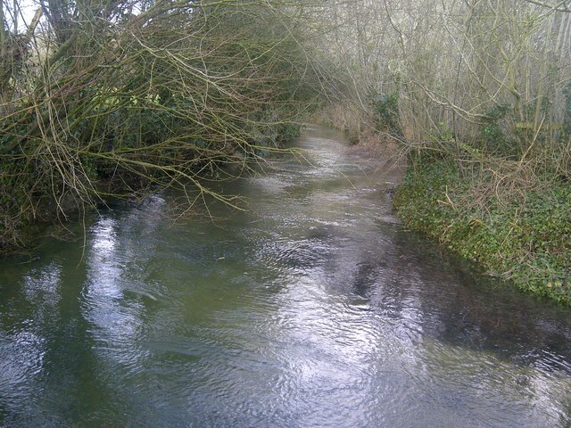 River Thames or Isis at Neigh Bridge