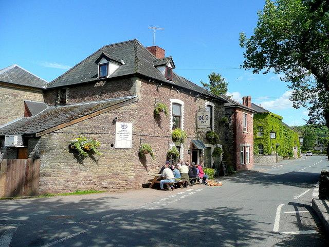 The Dog Inn, Ewyas Harold