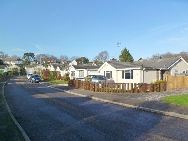 Corfe Mullen, bungalows