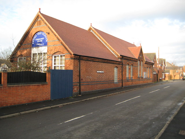 Exhall: The Old School now the Community Centre