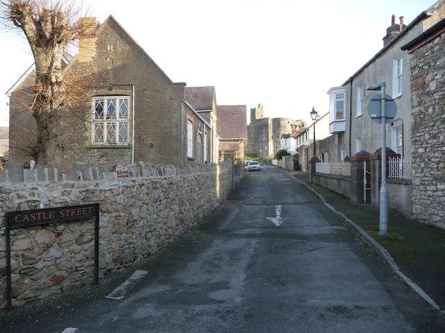 Castle Street, Kidwelly