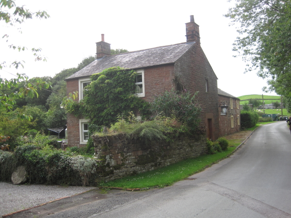 House near Croglin Bridge