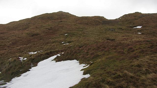 Slopes of Cruach nam Miseag