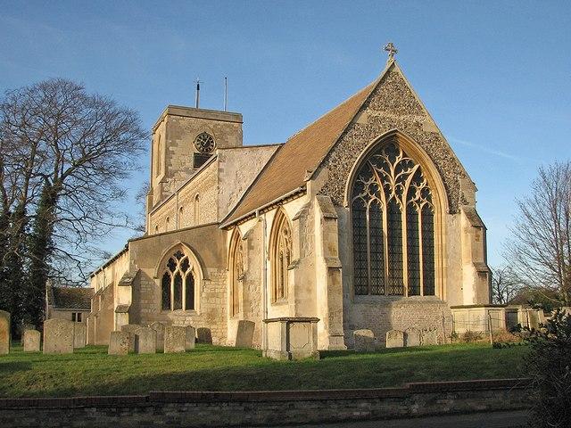Swaffham Bulbeck: St Mary