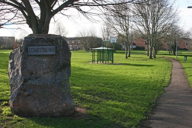 Comeytrowe park, Taunton