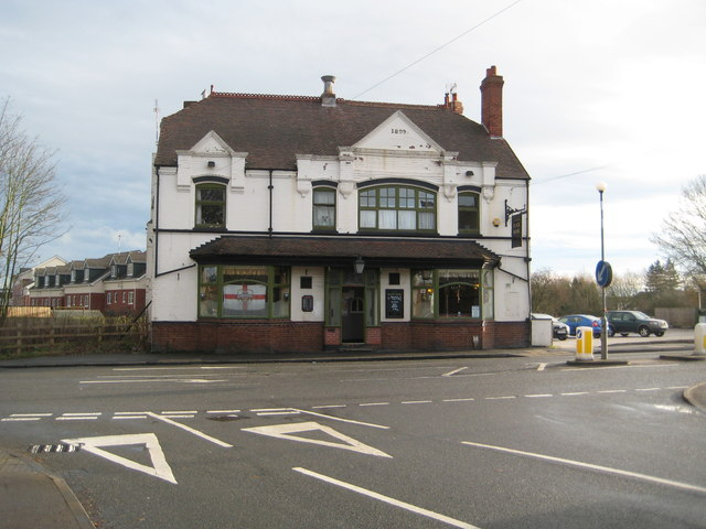 Exhall: The Old Black Bank Inn