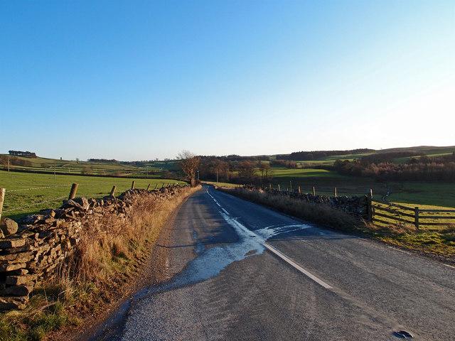 Walburnhead, A6108