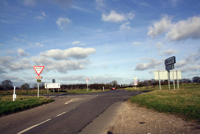 A4130 cross roads