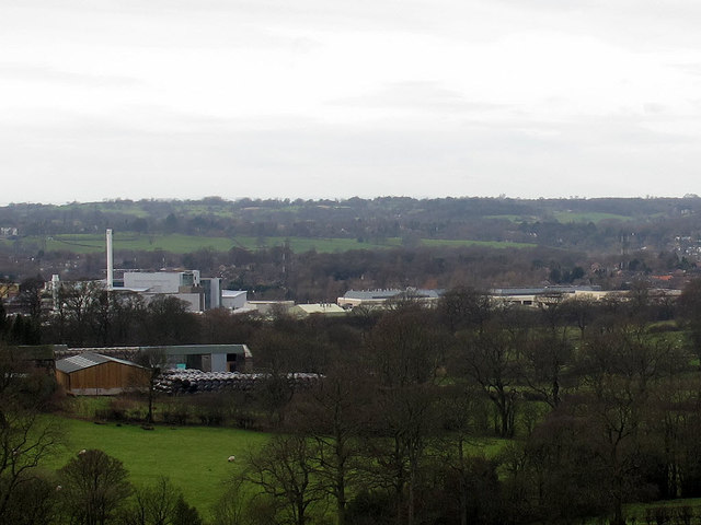 Hurdsfield Industrial Estate