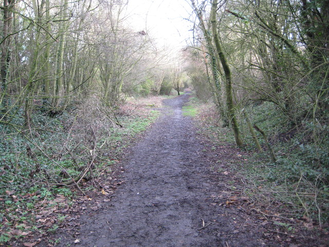 Bedworth: Former Newdigate Colliery Mineral Railway