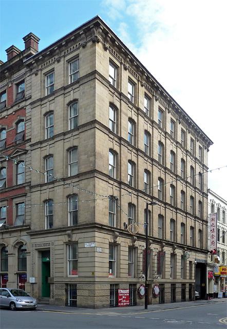 12 Charlotte Street, Manchester