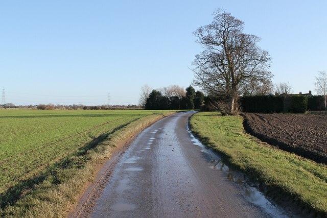 Northorpe Road, near Donington