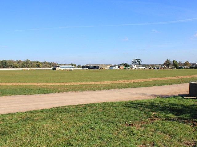 Dallas Burston Polo Grounds