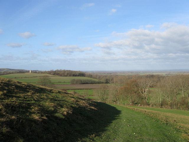 Track, Round Hill