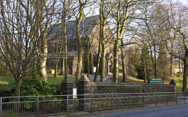 Anderton St Joseph's Catholic Church