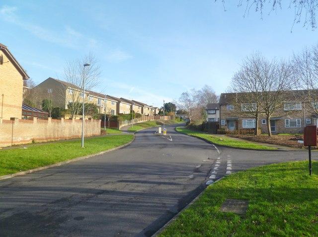 Corfe Mullen, Henbury View Road