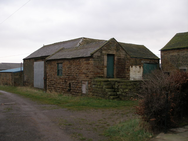 Outbuilding at Emley Lodge