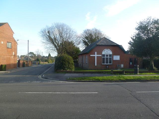 Corfe Mullen Methodist Church