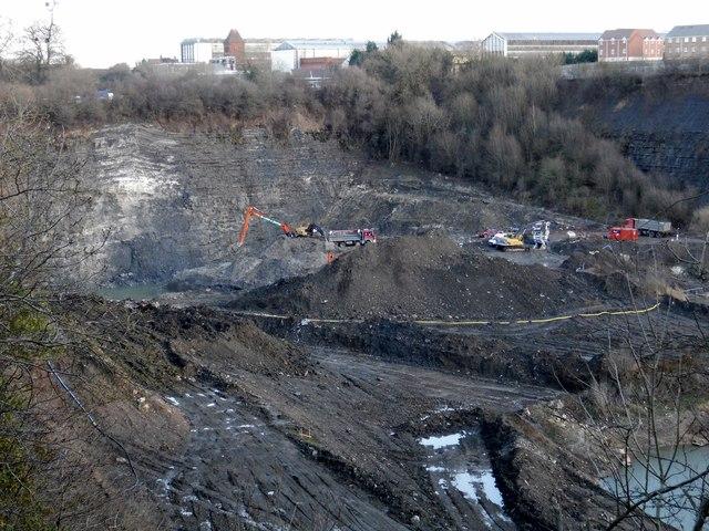 New Bilton-Parkfield Road Quarry