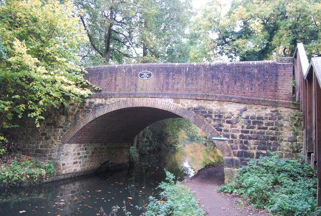 Mytchett Place Road Bridge