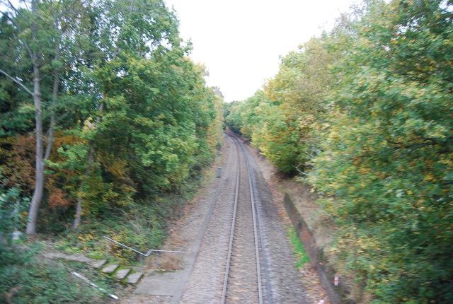 Single track line