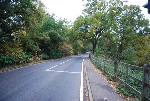 Mytchett Place Road