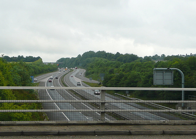 M3 looking south