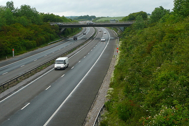M3 looking north