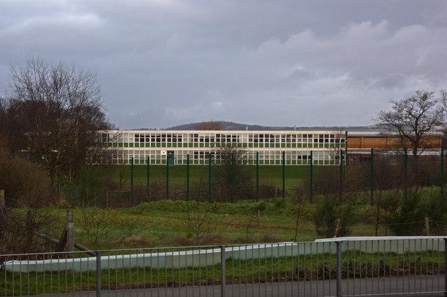 The Holy Cross High School