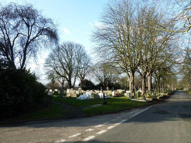 From the City's Cemetery to The Greenway (3)