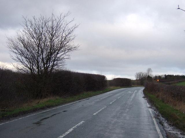 Swillington Lane heading north