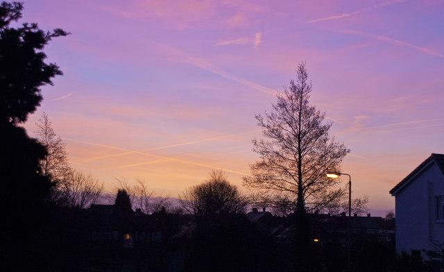 A Billinge sunrise