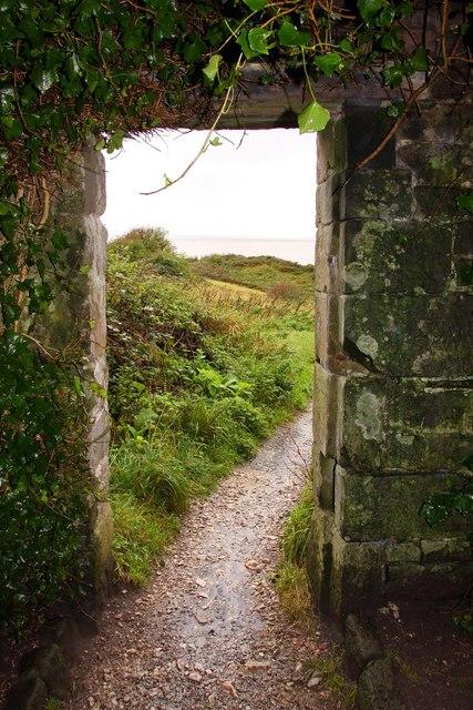 Doorway to The Barrows