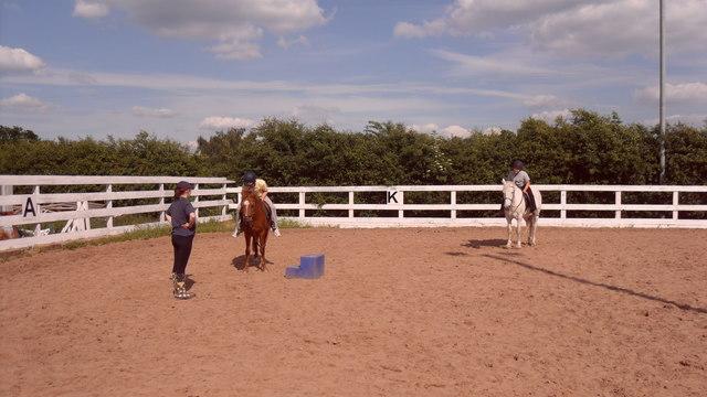 Horse Riding Centre - Wellow