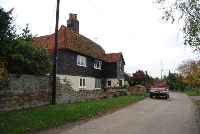 Allens Hill Farmhouse